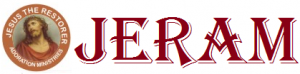 JESUS THE RESTORER ADORATION MINISTRIES FOOTER LOGO